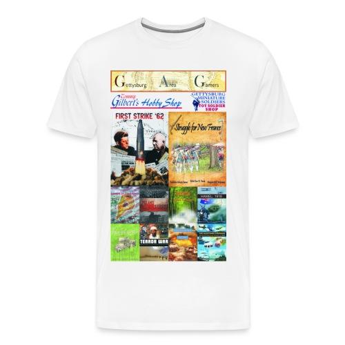 GAG hvy - Men's Premium T-Shirt