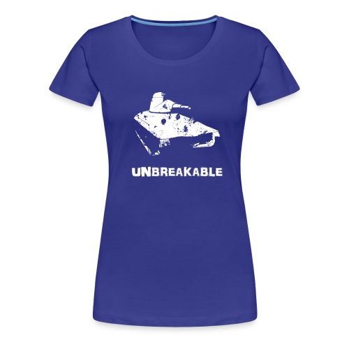 Unbreakable (Women) - Women's Premium T-Shirt