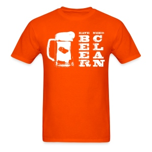 Have Beer, Need Clan - Men's T-Shirt