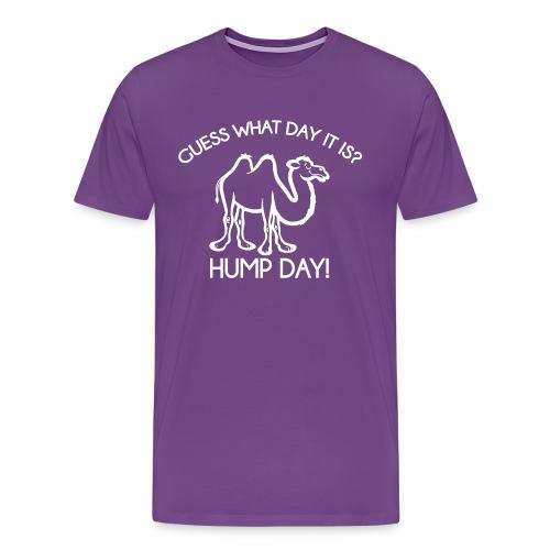 Hump Day - Unisex - Men's Premium T-Shirt