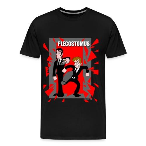 PLECOSTOMUS MOB - Men's Premium T-Shirt