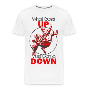 Judo What Comes Up - Men's Premium T-Shirt