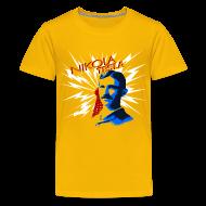 Kids' Shirts ~ Kids' Premium T-Shirt ~ Nikola Tesla