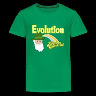 Kids' Shirts ~ Kids' Premium T-Shirt ~ Evolution - it's Naturally Selective