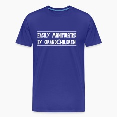 Easily Manipulated by Grandchildren T-Shirts