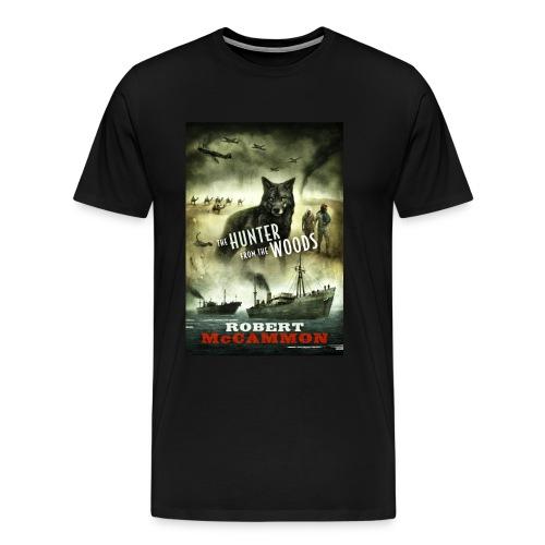 HunterHvyWt - Men's Premium T-Shirt
