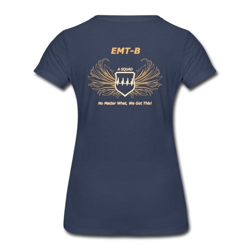 Women's A Squad BLS Yellow - Women's Premium T-Shirt