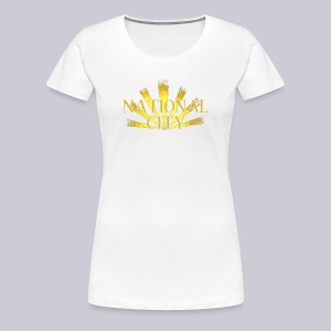 National City - Women's Premium T-Shirt