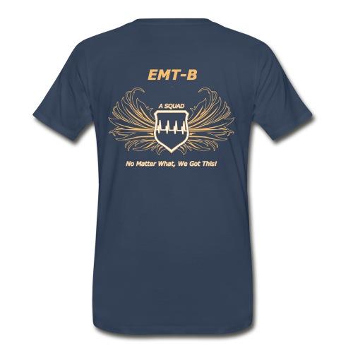 Men's A Squad BLS Yellow - Men's Premium T-Shirt