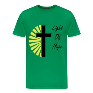 Light Of Hope - Men's Premium T-Shirt