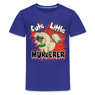Kids' Shirts ~ Kids' Premium T-Shirt ~ Cute Little Murderer