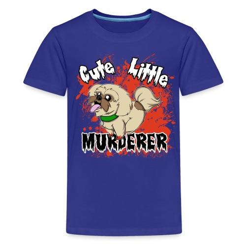 Cute Little Murderer - Kids' Premium T-Shirt