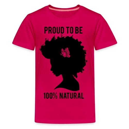 100% kids tee - Kids' Premium T-Shirt