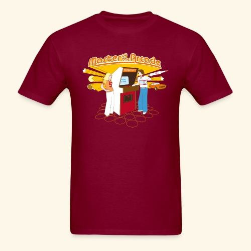 Master of the Arcade - Men's T-Shirt