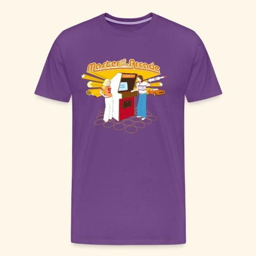 Master of the Arcade - Men's Premium T-Shirt