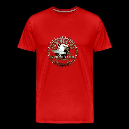 SYKCO Collar Big Boy Tee - Men's Premium T-Shirt