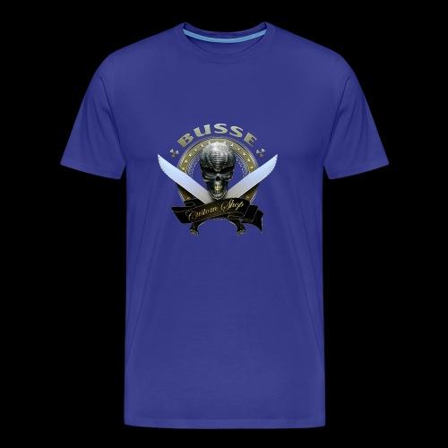 Custom Shop Skull Big Boy Tee - Men's Premium T-Shirt