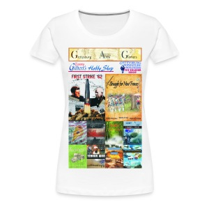 GAG plus women - Women's Premium T-Shirt