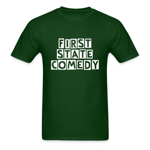 First State Comedy Mens Tee - Men's T-Shirt