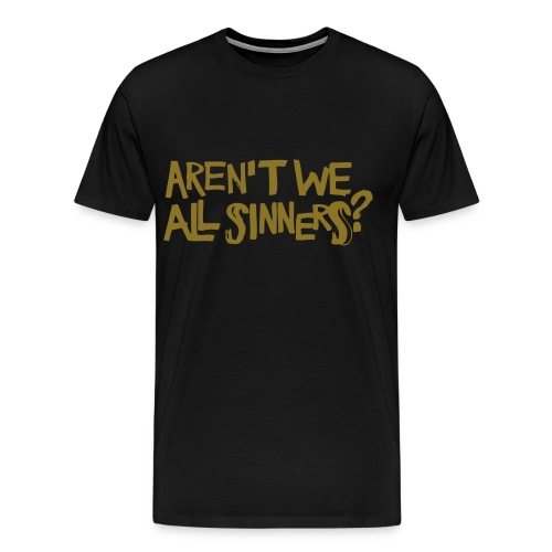 World of Sinners(Men) - Men's Premium T-Shirt