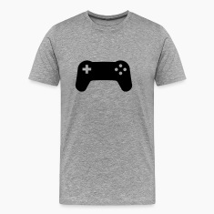 Controller console gamer player T-Shirts