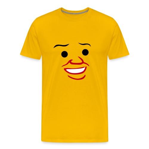 Joan Cornella Face - Men's Premium T-Shirt