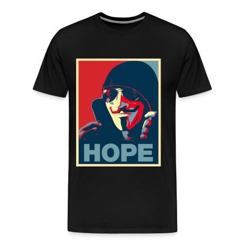 Anonymous Hope 1 - Men's Premium T-Shirt