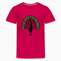 Peacock Kids' Shirts