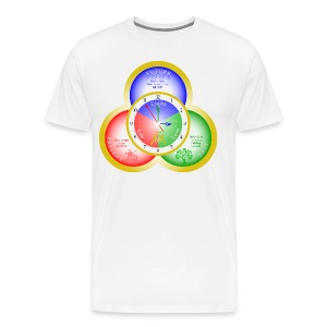 Trinity Time - Men's Premium T-Shirt