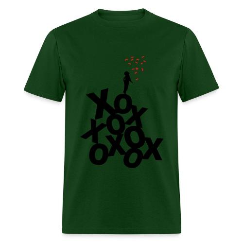 xo solid - Men's T-Shirt