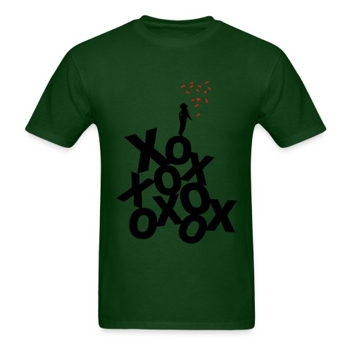 xo solid - Men's T-Shirt