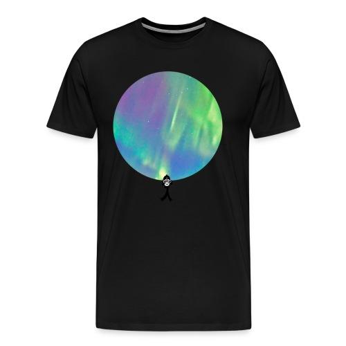 Northern lights hunter - Men's Premium T-Shirt
