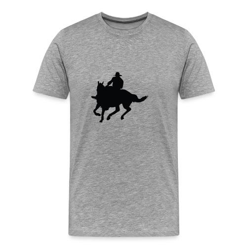 Horseman - Men's Premium T-Shirt