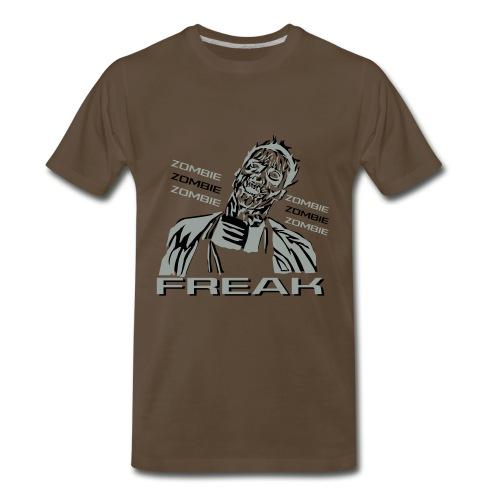 Zombie Freak Shirt for Men - Men's Premium T-Shirt