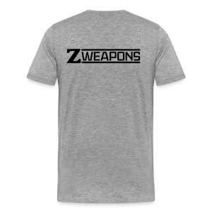 Zombie Outbreak Response Team Shirt for Men - Men's Premium T-Shirt