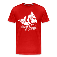 T-Shirts ~ Men's Premium T-Shirt ~ Cardinals The Birds