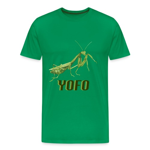 YOFO - Men's Premium T-Shirt