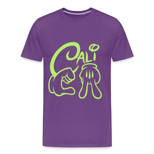 Cali - Men's Premium T-Shirt