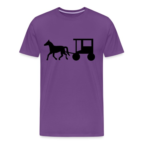 Amish - Men's Premium T-Shirt