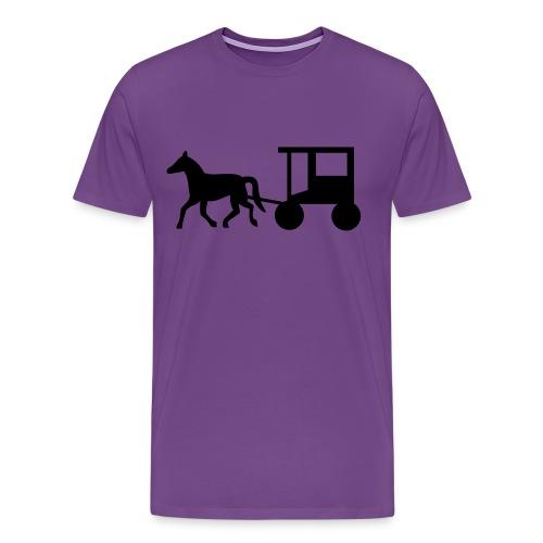 Amish - Men's Premium T-Shirt