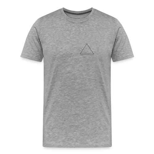 Triangle Illuminati T-Shirt - Men's Premium T-Shirt