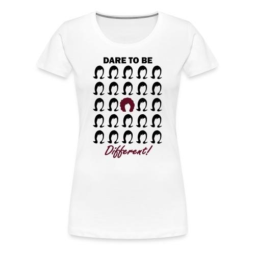 Dare to be Different Women's T-Shirt - Women's Premium T-Shirt