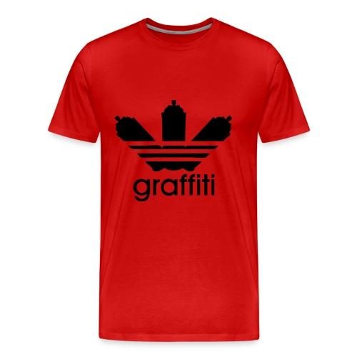Graffiti - Men's Premium T-Shirt