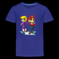Kids' Shirts ~ Kids' Premium T-Shirt ~ PurplePwniez Shirt (Kids)
