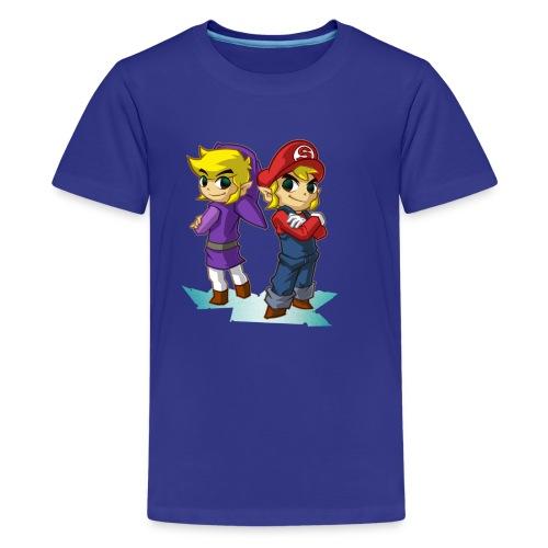 PurplePwniez Shirt (Kids) - Kids' Premium T-Shirt