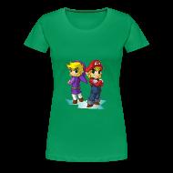 Women's T-Shirts ~ Women's Premium T-Shirt ~ PurplePwniez Shirt (Women)