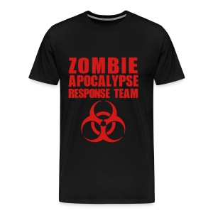 Zombie Apocalypse Response Team for Men - Men's Premium T-Shirt
