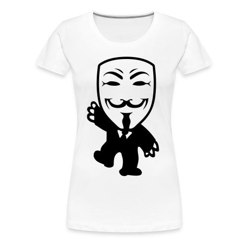 Anon - Women's Premium T-Shirt