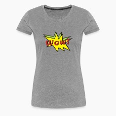 wow balloon Women's T-Shirts