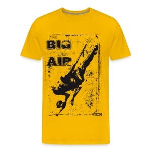 Big Air Kitesurfing  - Men's Premium T-Shirt